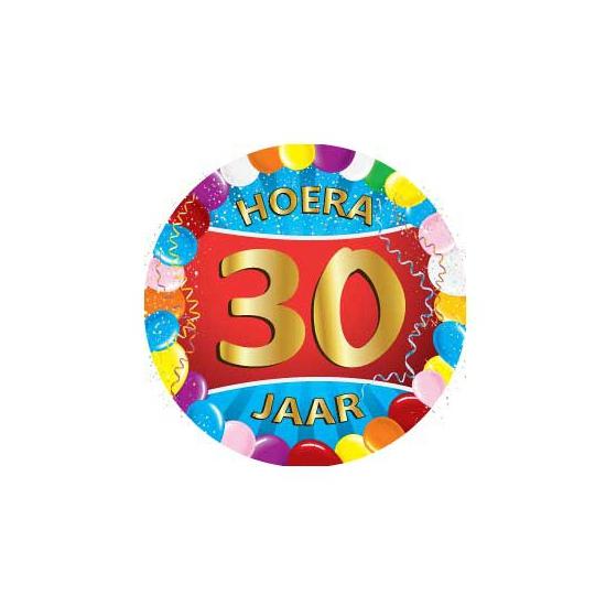 30 jaar verjaardag party viltjes