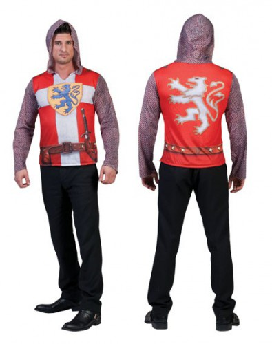 3D print ridder shirt voor heren