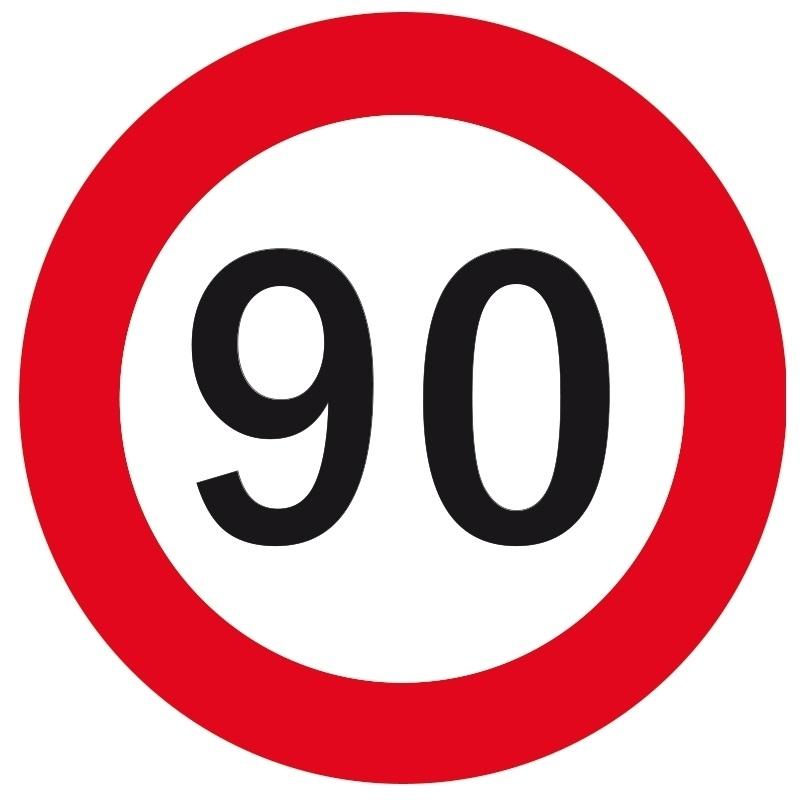 90 geworden bierviltjes