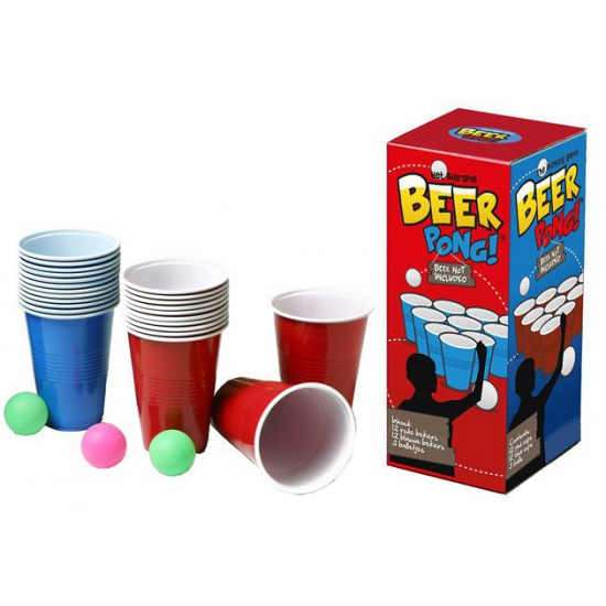 American red cups Beer Pong