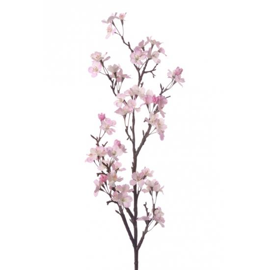 Appelbloesem 104 cm nep roze