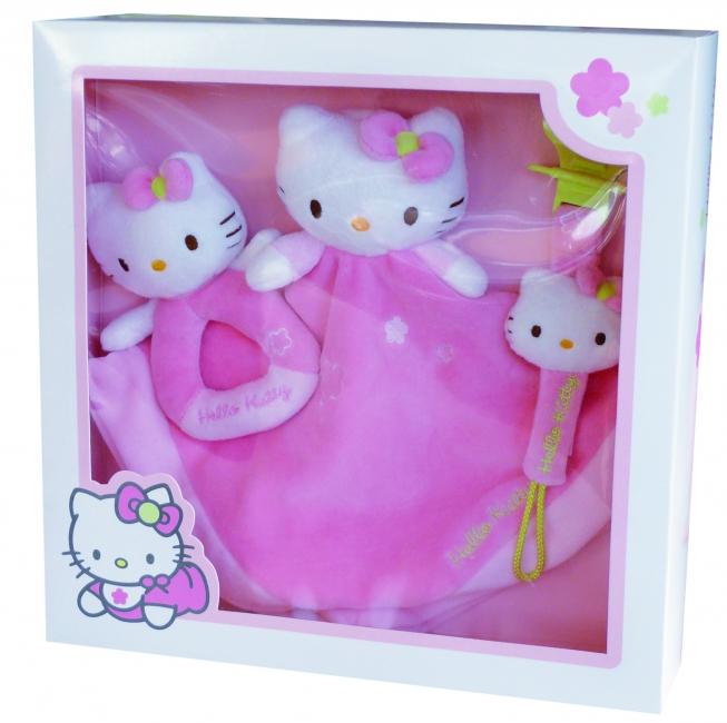 Baby geschenkset Hello Kitty deluxe