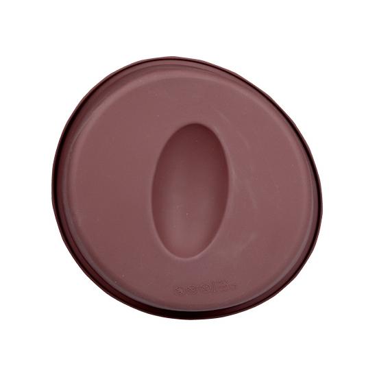 Bakvorm van siliconen materiaal cijfer 0