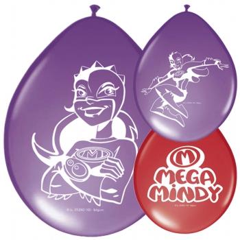 Ballonnen Mega Mindy