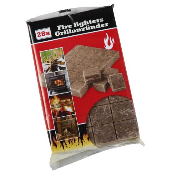 Barbecue accessoires aanmaakblokjes