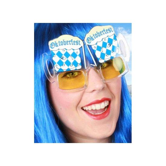 Bayern bril bierglazen vorm
