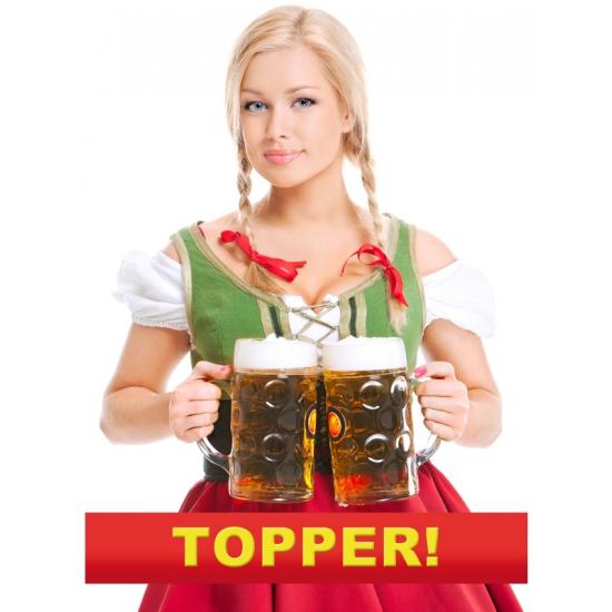 Beieren bierpullen  0,5 liter