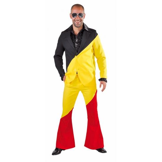 Belgie carnavals kostuum voor volwassenen