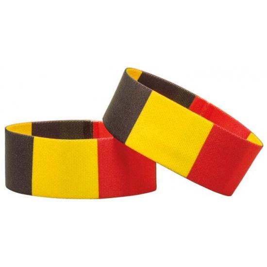 Belgie fan armbandje