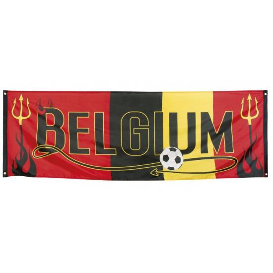 Belgische decoratie banner 220 cm