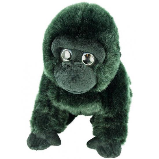 Berg gorilla knuffel pluche 33 cm