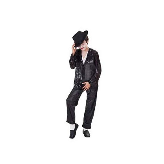 Billy Jean kinder kostuum