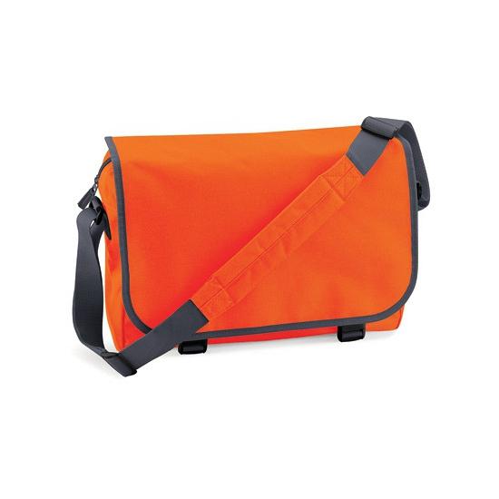 Boekentassen 11 liter oranje