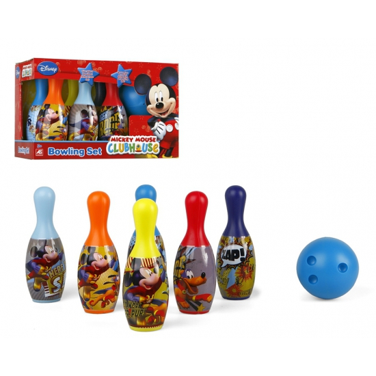 Bowlingspel Mickey Mouse
