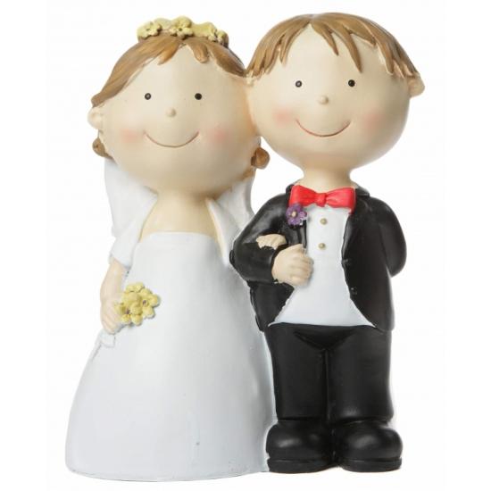 Bruid en bruidegom spaarpot