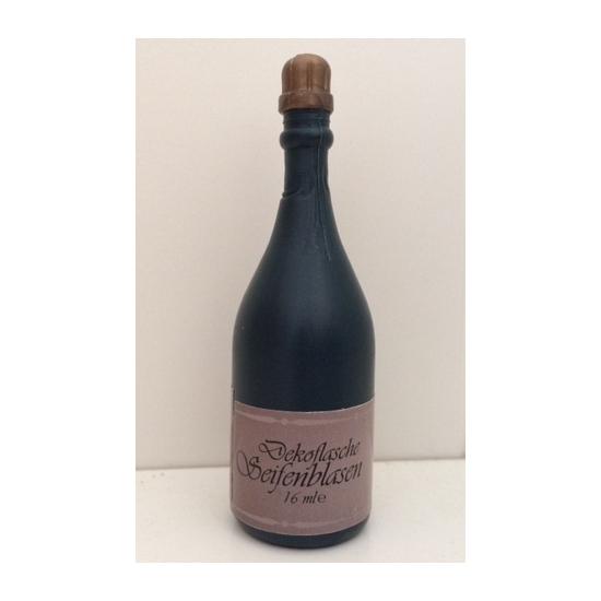 Bruidsbellenblaas champagnefles