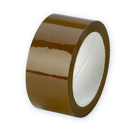 Bruine tape voor tapedispenser