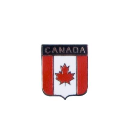 Canadese vlag kleine pin