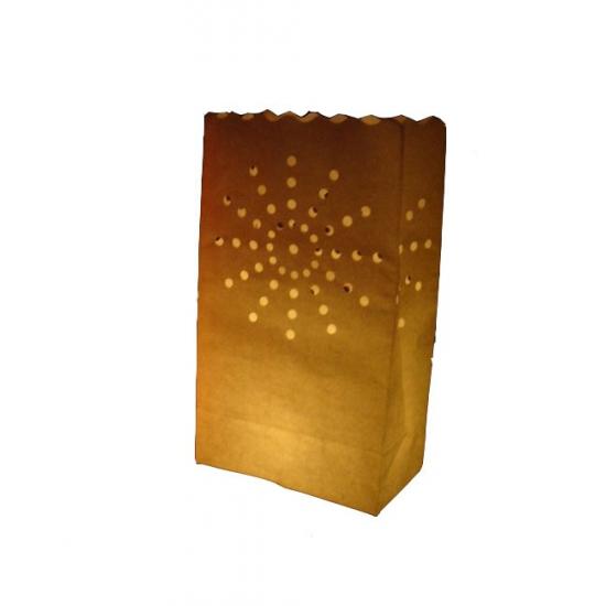 Candle Bag vuurwerk 10 stuks 26 cm