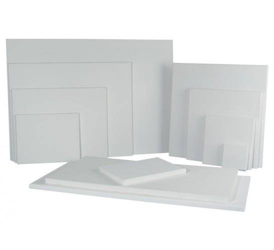Canvas schildersdoek 20 x 20 cm