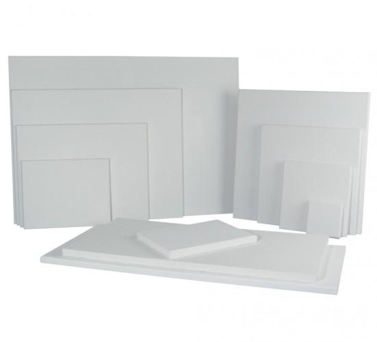 Canvas schildersdoek 80 x 80 cm