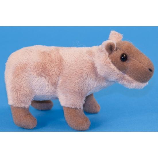 Capibara knuffel 18 cm