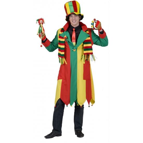 Carnaval jas lang