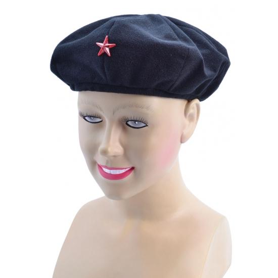 Che Guevara baret voor volwassenen