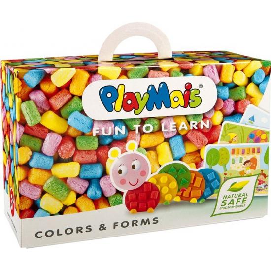 Cijfers leren met PlayMais