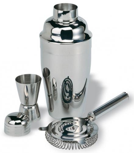 Cocktail shaker set 27 8 x 19 3 x 9 8 cm