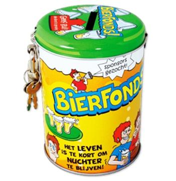 Collectebus cadeau Bierfonds 10 cm