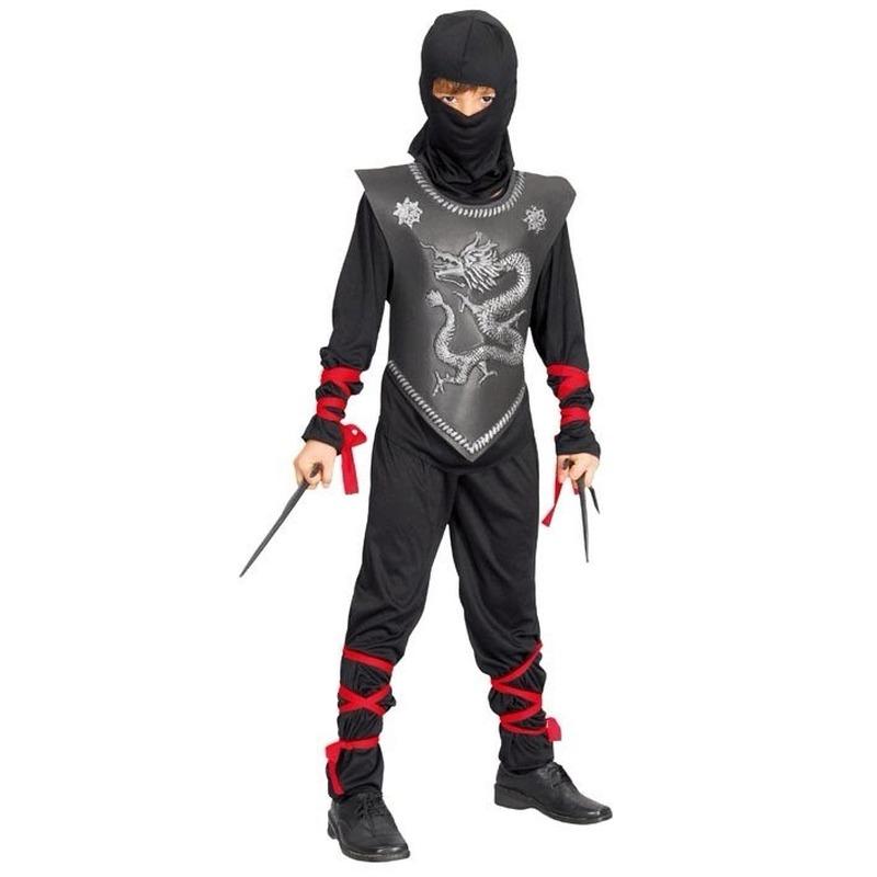 Compeet ninja kostuum voor kinderen