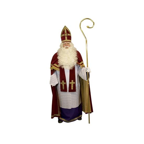 Compleet Sinterklaas kostuum luxe