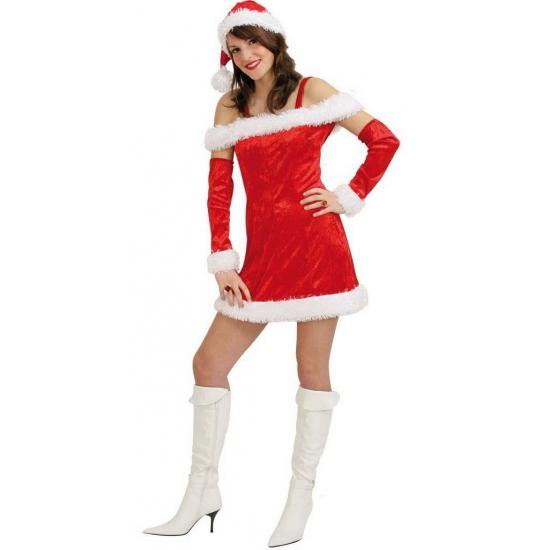 Complete kerst outfit voor dames