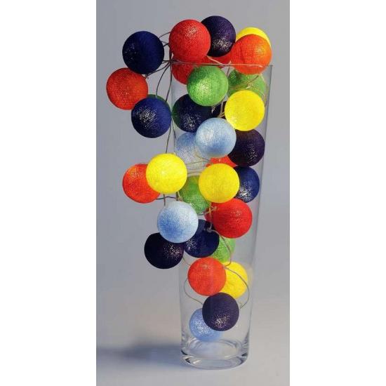 Cotton Balls lichtsnoer 5.28 meter