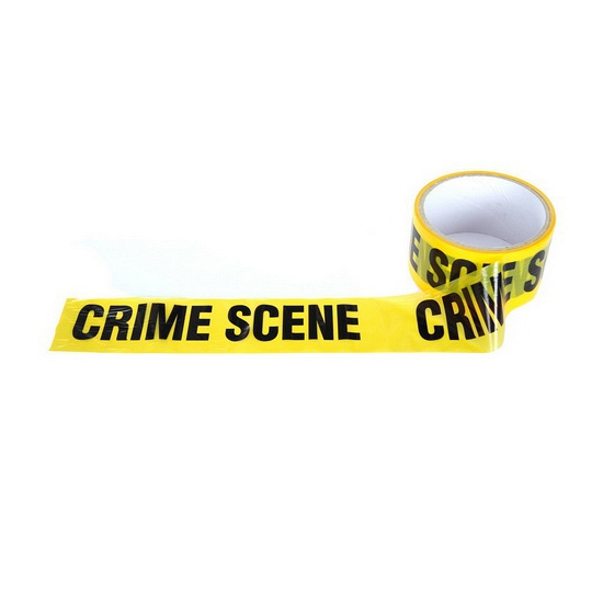 Crime Scene afzetlint 30 meter