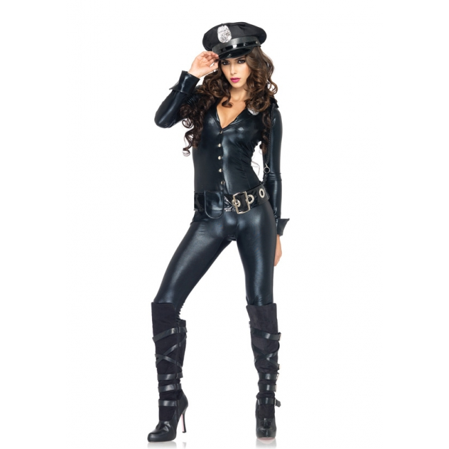 Dames bodysuit Officer Payne
