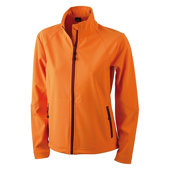 Dames jasje softshell James  amp  Nicholson