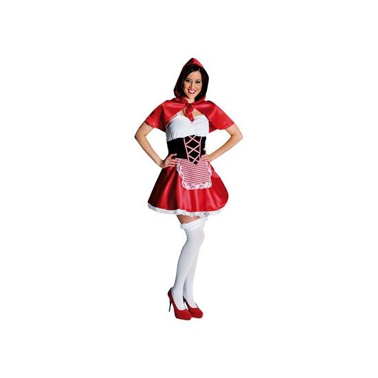 Dames kostuum Roodkapje