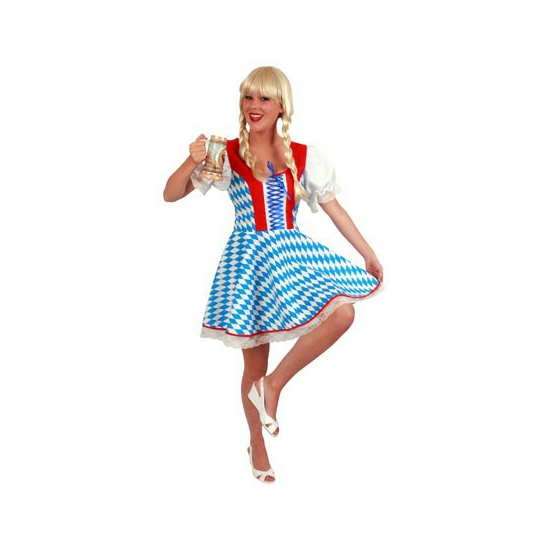 Dames Oktoberfest jurk Bavaria