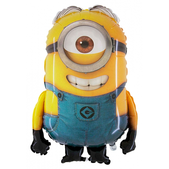 Despicable me folie ballon Stuart