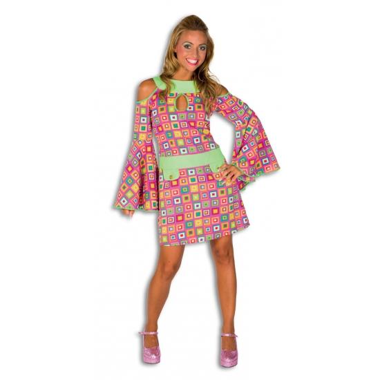 Disco dames verkleed kleding