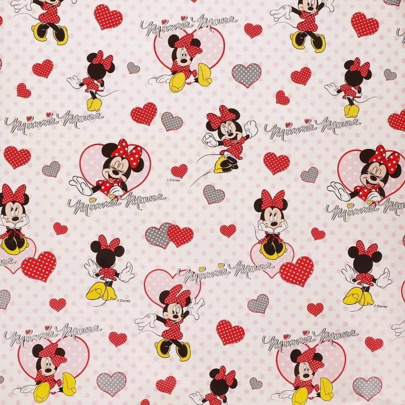 Disney cadeaupapier Minnie Mouse