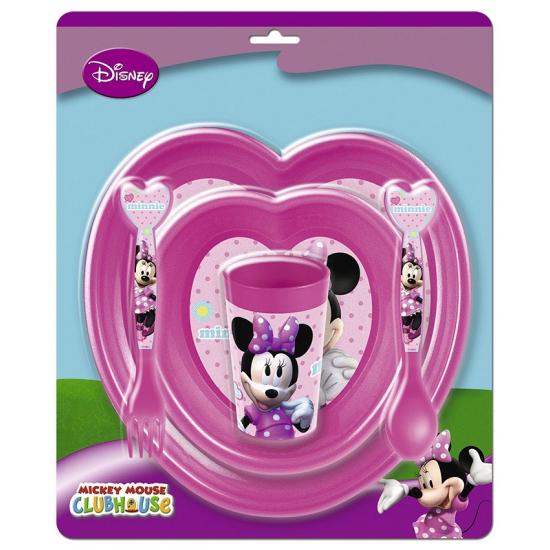 Disney servies van Minnie Mouse