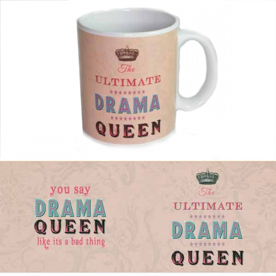 Drama Queen theemok 300 ml