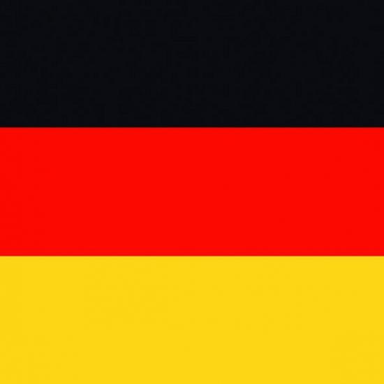 Duitse vlag servetjes 20 stuks