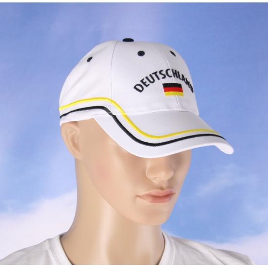 Duitsland petten 100% katoen