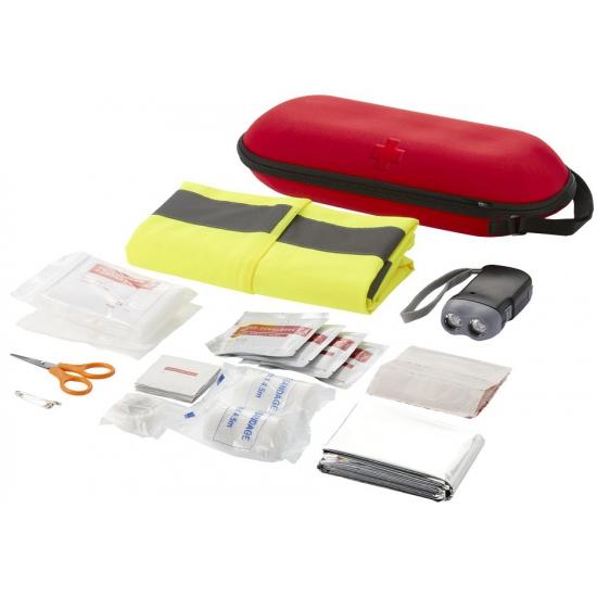 Eerste hulp kit voor in de auto 48 delig