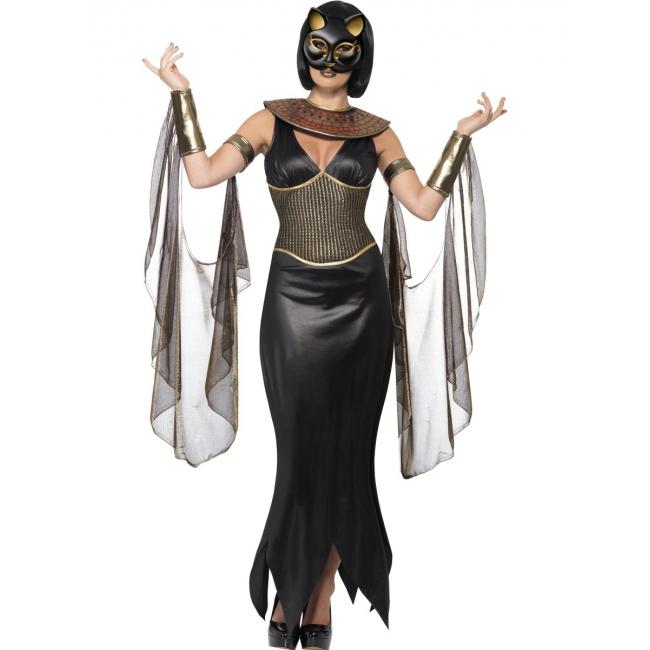 Egypte kostuum godin Bastet