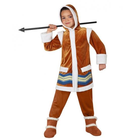 Eskimo carnavalskleding voor kids